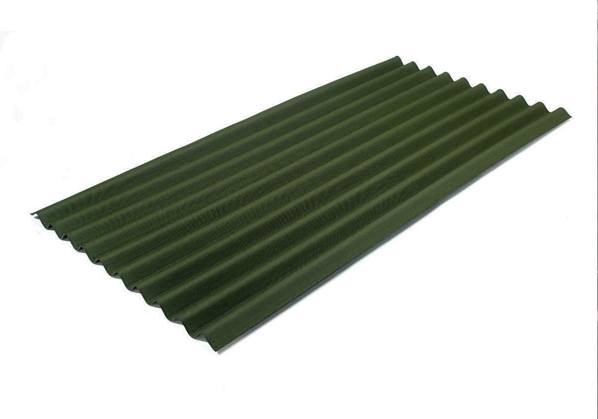 Teja Techoline Clásica verde