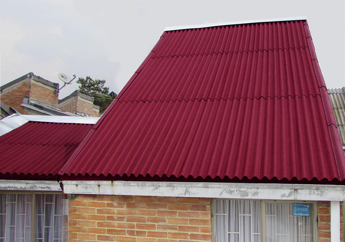 Casa sobre techo techoline ahora